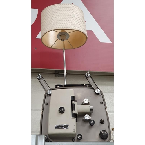 1009 - A Steam Punk projector lamp....