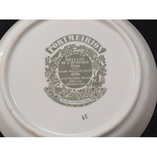 1032 - A collection of mixed china to include Wedgwood and Portmerion....