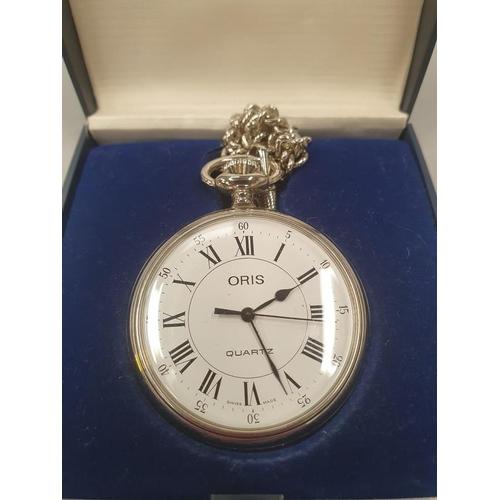 31 - A pocket watch....