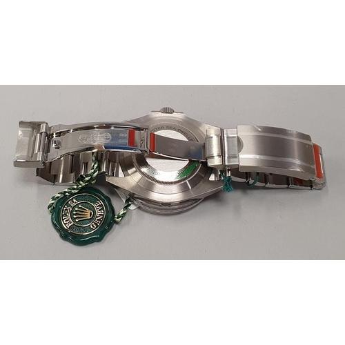12 - Rolex Anniversary Sea-Dweller 126600, unworn with sticker, boxed....