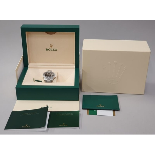23 - Rolex Submariner Model 116610LN, Box and Papers, unworn with stickers, 2019....
