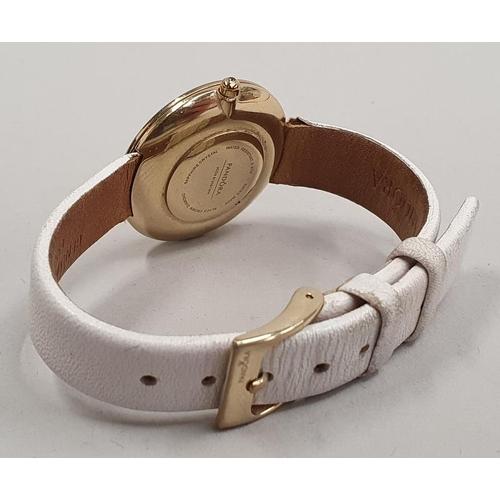 15A - Pandora boxed wristwatch....
