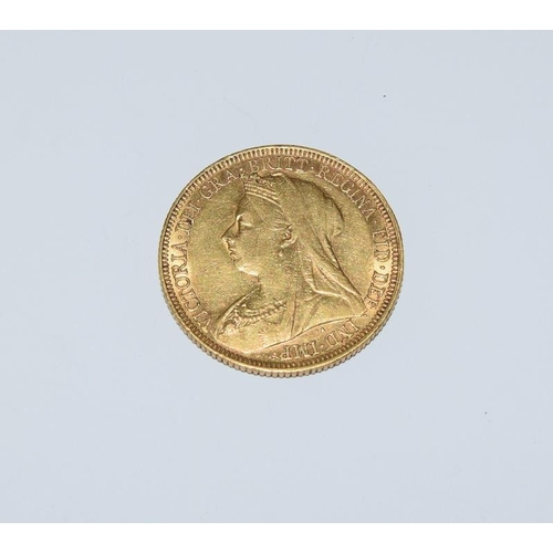 1120 - Gold Sovereign dated 1894....