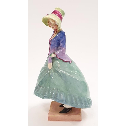 20 - Royal Doulton figure pantalettes HN 1362 1929 to 42 retired rare....