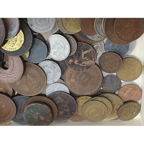 332 - A Collection of Coins....