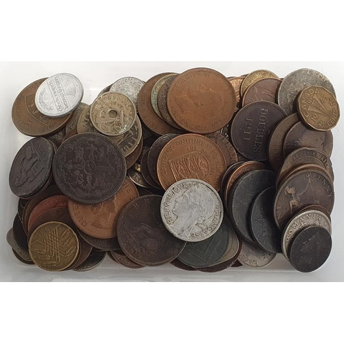 334 - A Collection of Coins....