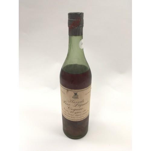 40 - Bottle of 80 year old Harrods cognac....