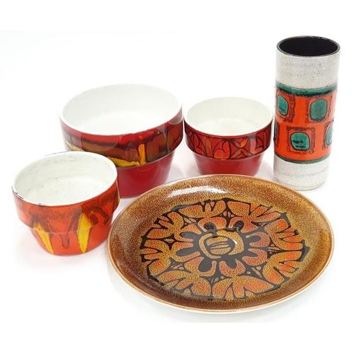104 - Quantity of Poole Pottery....