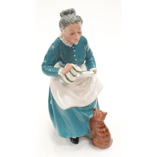 34 - Royal Doulton figure. HN2249 The Favourite....