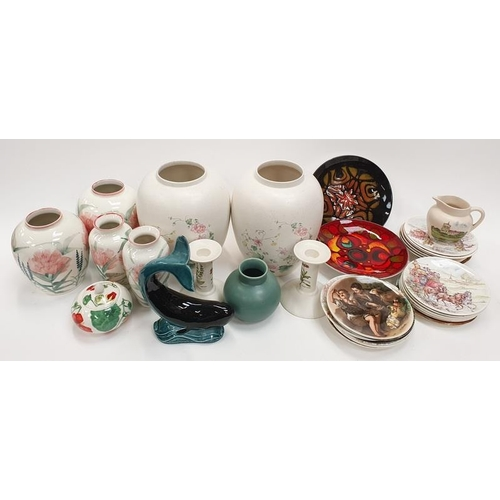 89 - Quantity of modern Poole Pottery....