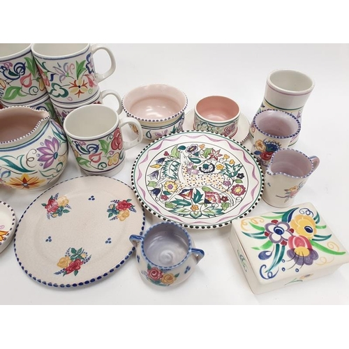91 - Quantity of Traditional Poole Pottery (24)....