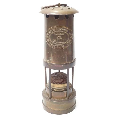 66 - Vintage Miners Lamp....