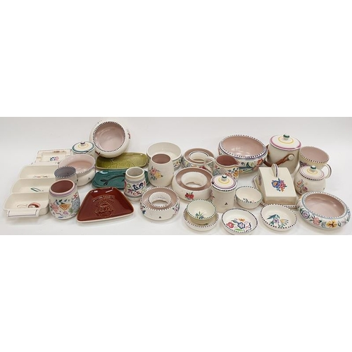 149 - Collection of mainly traditional Poole Pottery (28)....