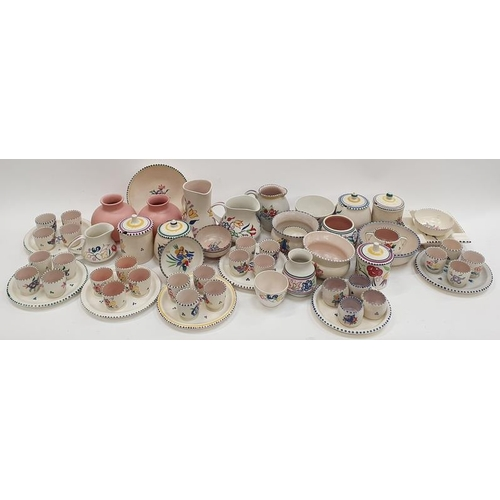 153 - Collection of mainly Traditional Poole Pottery to include cruet sets....