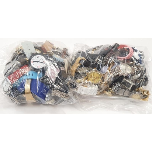 1353 - Box of Miscellaneous watch parts ect.