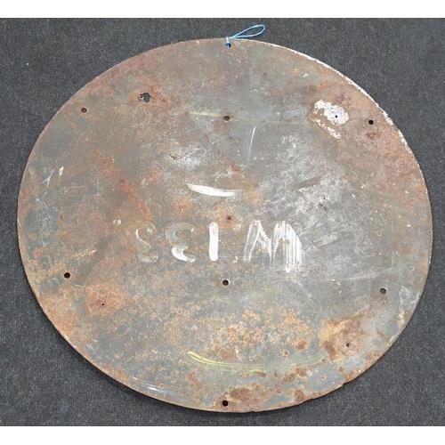 3 - Vintage AA enamel