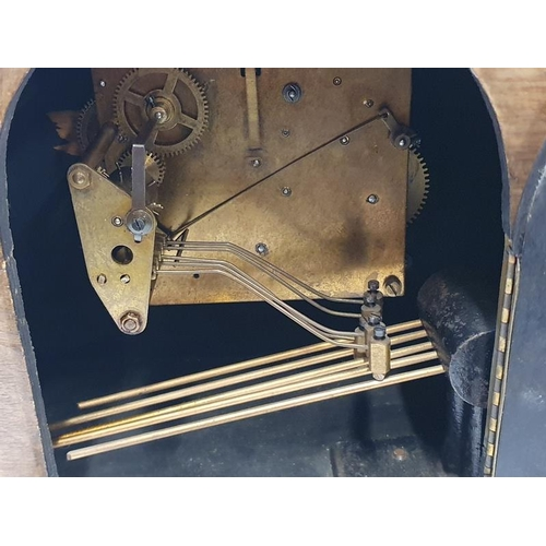 1310A - Vintage 1930's Westminster Chime mantle clock....