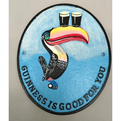 41 - A Guinness sign (ref 273)...