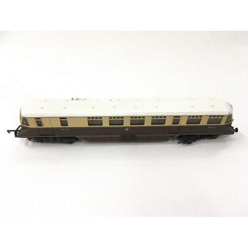 13 - Lima 205132MWG Diesel Railcar No.22. Appears Good in Good Plus box.