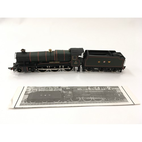 10 - Dapol D103 locomotive GWR County of Chester 1011. Appears Excellent in Good Plus box.