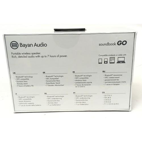 38 - Banyan Audio sound booth portable wireless speaker ref 180