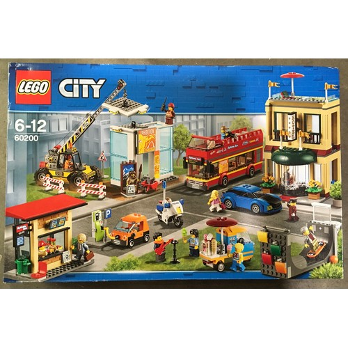 10 - Lego City Capital City set 60200 (retired). New and sealed.