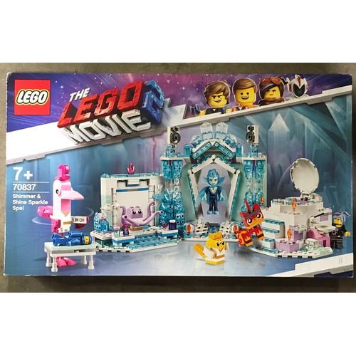 20 - Lego The Lego Movie: Shimmer & Shine Sparkle Spa Set 70837 (retired). New and sealed.