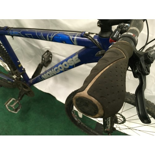 7 - Mongoose Super Tyax 21 speed mountain bike 17