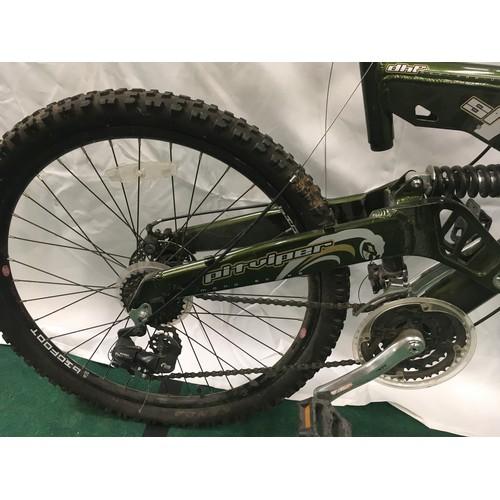 20 - Silverfox Bigfoot sports sfx 21 speed mountain bike 18