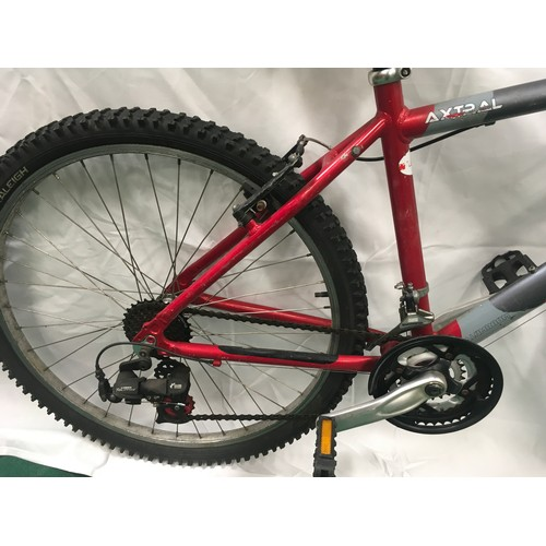 25 - Gitane 21 speed AXTRAL mountain bike 18
