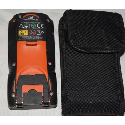 32 - Spit Easy Laser 80 laser level with protective case. Ref 128
