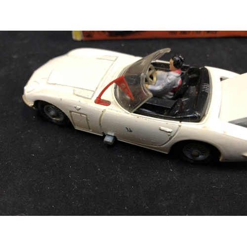 1011 - A VINTAGE 1960'S CORGI TOYS 336 SPECIAL AGENT 007 JAMES BOND TOYOTA 2000GT FROM
