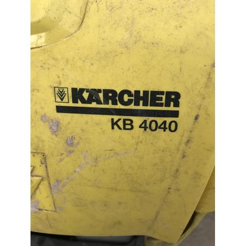 30 - A KARCHER KB4040 PRESSURE WASHER...