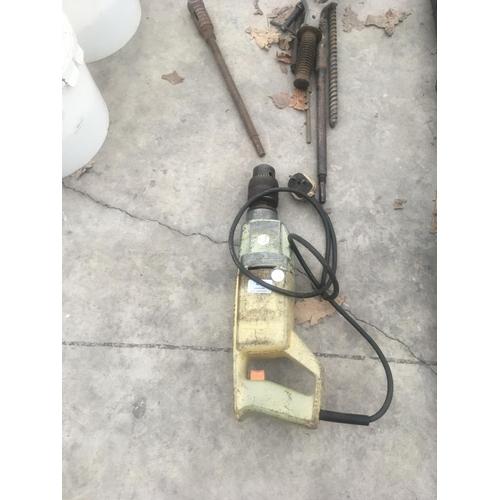 32 - A 'UNI-FIX 30-2' 530 WATT DRILL W/O...