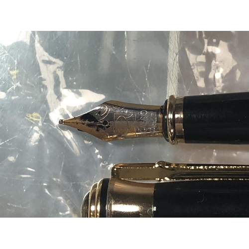 530 - A COLLECTABLE 'PICASSO' FOUNTAIN PEN...