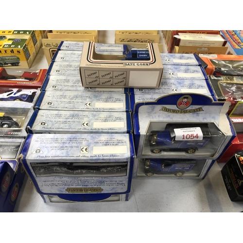 1054 - 23 BOXED 'OXFORD' DIE-CAST MODELS (23)...