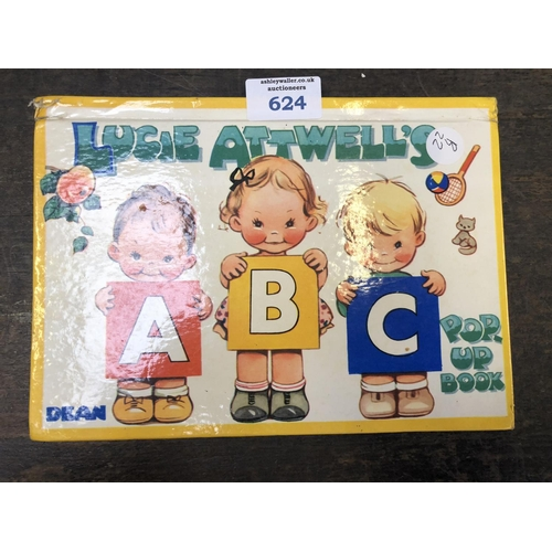 624 - A 'MABEL LUCIE ATWELL' CHILDREN'S BOOK...