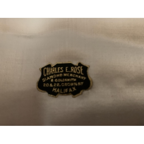 795 - A CASED CHARLES E ROSE SET OF GRAPE SCISSORS, NUT CRACKERS AND NUT PICKS IN ORIGINAL BOX...