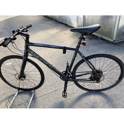 1113 - A CARRERA GRYPHON MOUNTAIN BIKE WITH 18 SPEED SHIMANO GEAR SYSTEM...