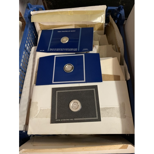 276 - A COLLECTION FORM THE FRANKLIN MINT LTD OF