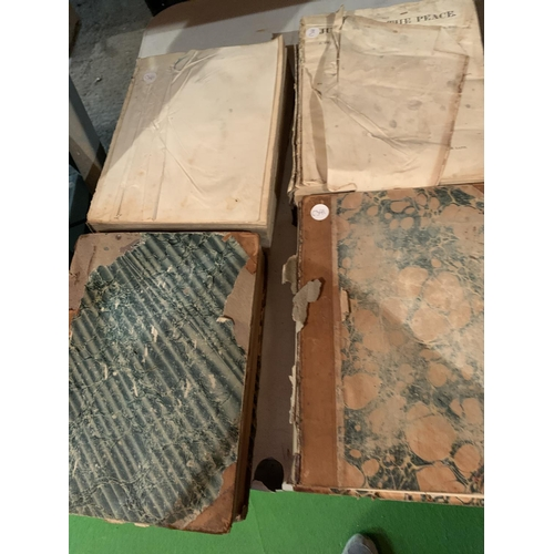 865 - A COLLECTION OF VICTORIAN BOOKS...