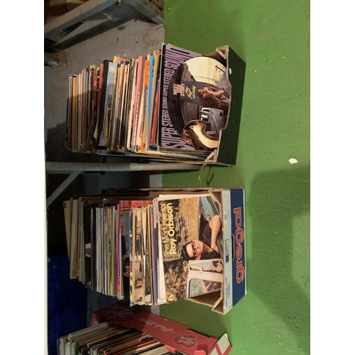949 - A COLLECTION OF LPS TO INCLUDE ROY ORBISON, WEST SIDE STORY ETC...