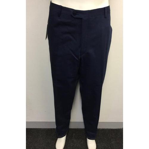 2 - BRIONI - a pair of gents navy blue suit trousers size EU 60...