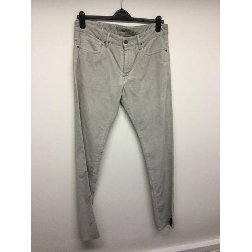 39 - INCOTEX CINQUE - a pair of ladies cord jeans, size 34...