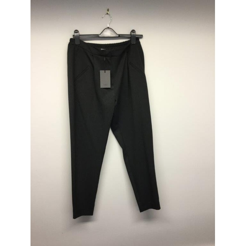 45 - SIMPLY YAS - a pair of ladies black smart trousers, size 14...
