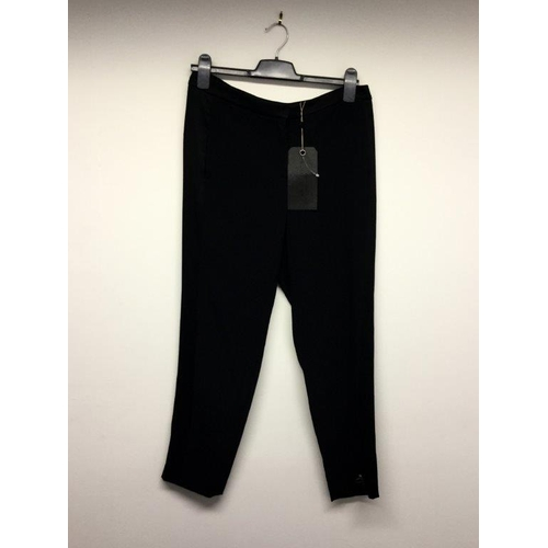 48 - KARL LAGERFIELD -  a pair of gents navy blue trousers, size GB 46...