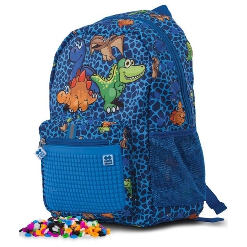 9 - Pixie Crew: Small Navy/ Animated Backpack. RRP £29.60...
