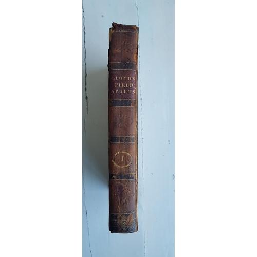 32 - Lloyds Field Sports Volume 1, 1830, Our Irish Songbirds, 1886 by Rev. Charles William Benson, Humour...