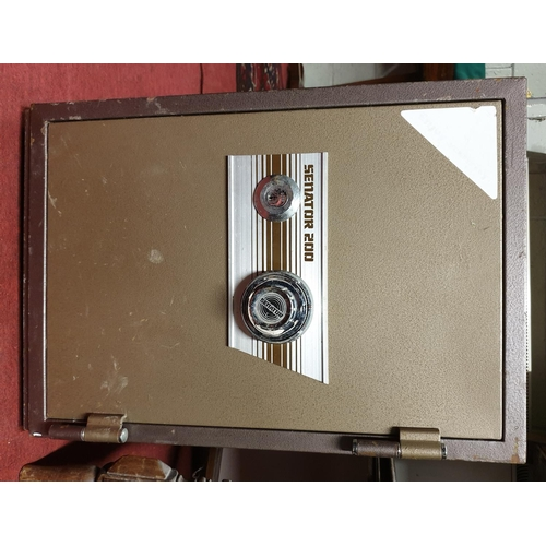 4 - A Senator 200 Combination Safe (code with staff)....