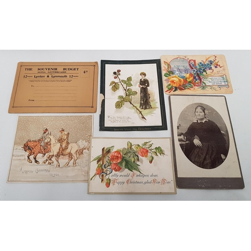 171 - A group of Vintage Postcards of various subjects....